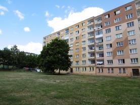 Pronájem, byt 3+1, 69 m², OV, Kadaň, ul. Chomutovská