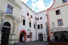 Pronájem, obchodní prostory, 180 m², Český Krumlov