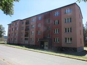 Prodej, byt, 3+1, DV, 80 m2, Strašice Huť