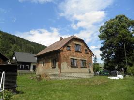Prodej, rodinný dům, Machov - Bělý