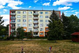 Pronájem, byt 1+1, 38 m², Mariánské Lázně, ul. Tepelská