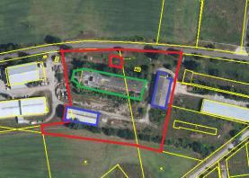 Prodej, stavební parcela, 14959 m², Tuřany