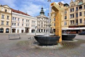 Pronájem, byt 4+kk, 111 m², Plzeň, ul. Rooseveltova