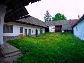 Prodej, rodinný dům, 2 098 m², Březina