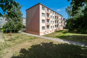 Prodej, byt 2+1, 51 m2, OV, Chomutov, ul. Čechova