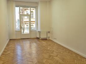 Pronájem, kancelář, 106 m2, Praha 1, ul. Vodičkova