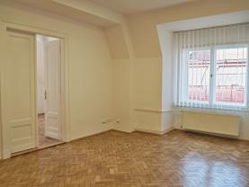 Pronájem, kancelář, 138 m2, Praha 1, ul. Vodičkova