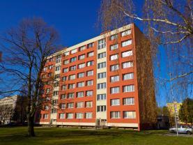 Pronájem, byt 2+1, Nymburk, ul. Jurije Gagarina