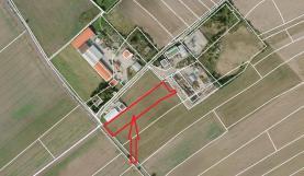 Prodej, komerční pozemek, 5971 m², Záryby, ul. Martinov