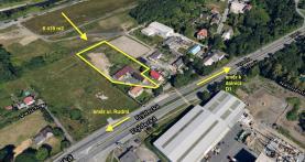 Prodej, výrobní objekt, 6419 m², Ostrava, ul. Rajnochova