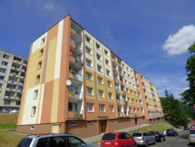 Flat 1+1, 34 m2, Děčín, Na Vyhlídce