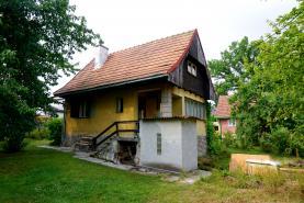Prodej, Chata 80 m2, Cheb, Podhrad-Malá Všeboř