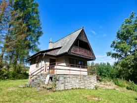 Prodej, chata, 286 m2, Šlapanov