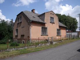 Prodej, rodinný dům 6+1, 367 m2, Prapořiště