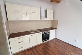 Pronájem, byt 3+1, 70 m², Zákupy, ul. Borská