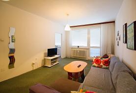Pronájem, byt 2+1, 54 m2, Olomouc, ul. Heyrovského