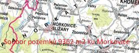 Field, 9362 m2, Kroměříž, Morkovice-Slížany