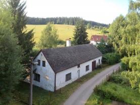 Prodej, rodinný dům, Nová Bystřice - Ovčárna