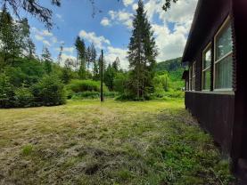 Prodej, chata 2+kk, 35 m2, Vítkov - Zálužné