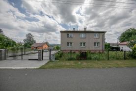 Prodej, rodinný dům 9+3, 210 m2, Chotěbuz, ul. Náves
