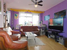 Obývací pokoj  (Prodej, byt 3+1, Litoměřice, ul. Alfonse Muchy), foto 2/15