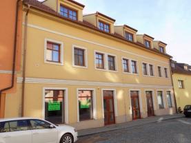 Pronájem, obchod a služby, 208 m², Beroun, ul. Na Klášteře