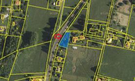 Building lot, 760 m2, Karviná, Rychvald