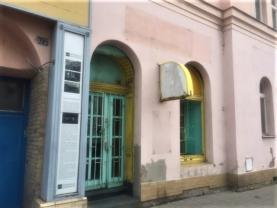 Pronájem, obchodní prostor, 20-70 m2, Ostrava, ul. Nádražní