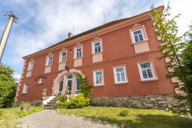 Prodej, historický objekt, 6384 m2, Hněvkov