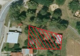 Prodej, stavební pozemek, 615 m², Tvorovice
