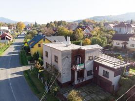 Prodej, rodinný dům, Metylovice