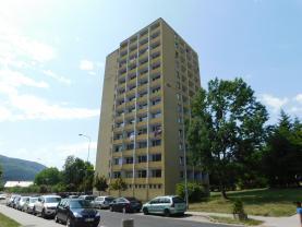 Pronájem, byt 1+kk, 22 m², Klášterec nad Ohří, ul. Mírová