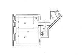 Flat 2+kk, 51 m2, Praha 10, Praha, Na spojce