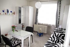 Prodej, byt 1+kk, 25 m2, Pardubice, ul. Trnovská