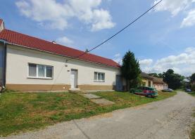 Prodej, rodinný dům, 1324 m², Litobratřice