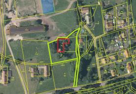 Building lot, 2847 m2, Liberec, Dolní Řasnice