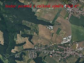 Prodej, pole, 1424 m², Střelice u Brna