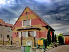 Prodej, rodinný dům, Milevsko, ul. Jeřábkova
