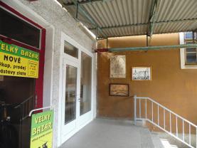 Pronájem, obchod a služby, 12 m², Beroun, ul. Plzeňská