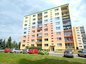 Prodej, byt 3+1, 70 m², Stráž pod Ralskem, ul. Mimoňská