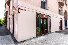Pronájem, restaurace, 156 m2, Praha 2, ul. Plavecká