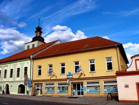 Prodej, komerční objekt, Milevsko, ul. nám. E. Beneše