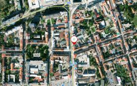 Pronájem, kanceláře, 55 m2, Pardubice - centrum