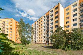 Prodej, byt 1+1, 35 m2, OV, Chomutov, ul. Jirkovská