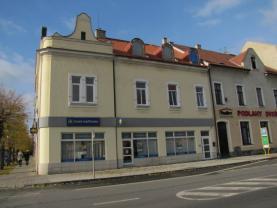 Pronájem, byt 1+kk, 45 m², Louny, ul. Komenského náměstí