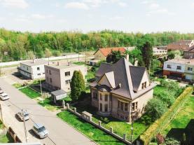 Office facilities, Ostrava-město, Ostrava