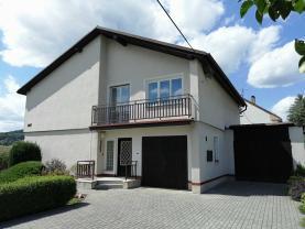 Prodej, rodinný dům, 210 m2, Žihle, okr. Plzeň-sever