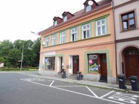 Pronájem, obchod a služby, 155 m2, Česká Lípa, ul. Žižkova