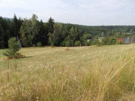 Prodej, pozemek vhodný k výstavbě, Souvrať