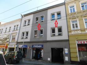 Pronájem, kancelářský prostor, 70 m², Teplice, ul. 28. října